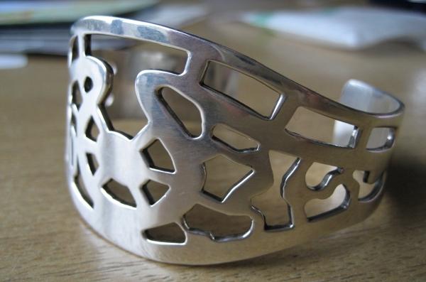 Armband Fence by Janet Plantinga