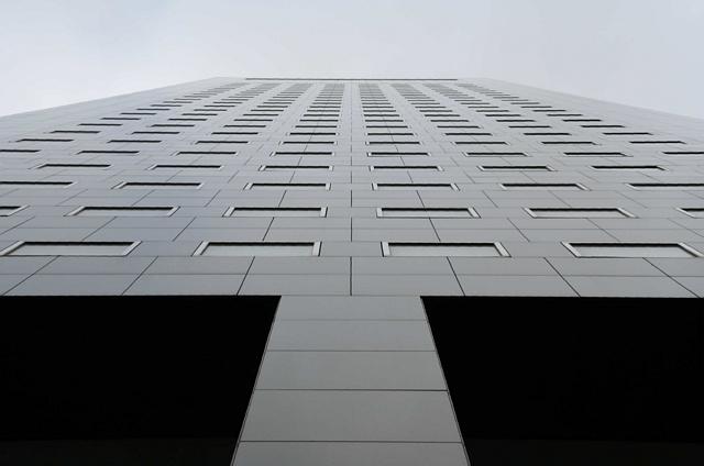Achmea-toren by Janet Plantinga