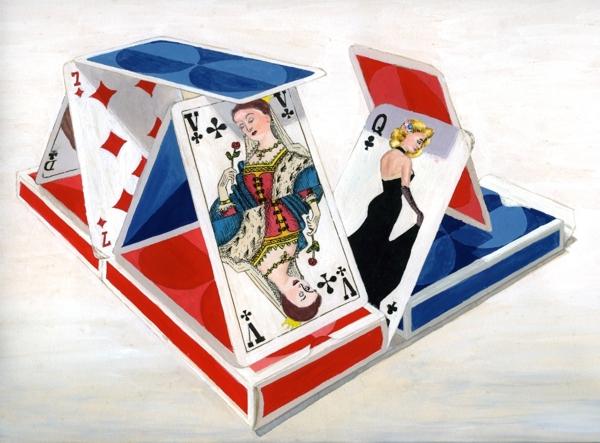 Kaartspel by Janet Plantinga (1982)