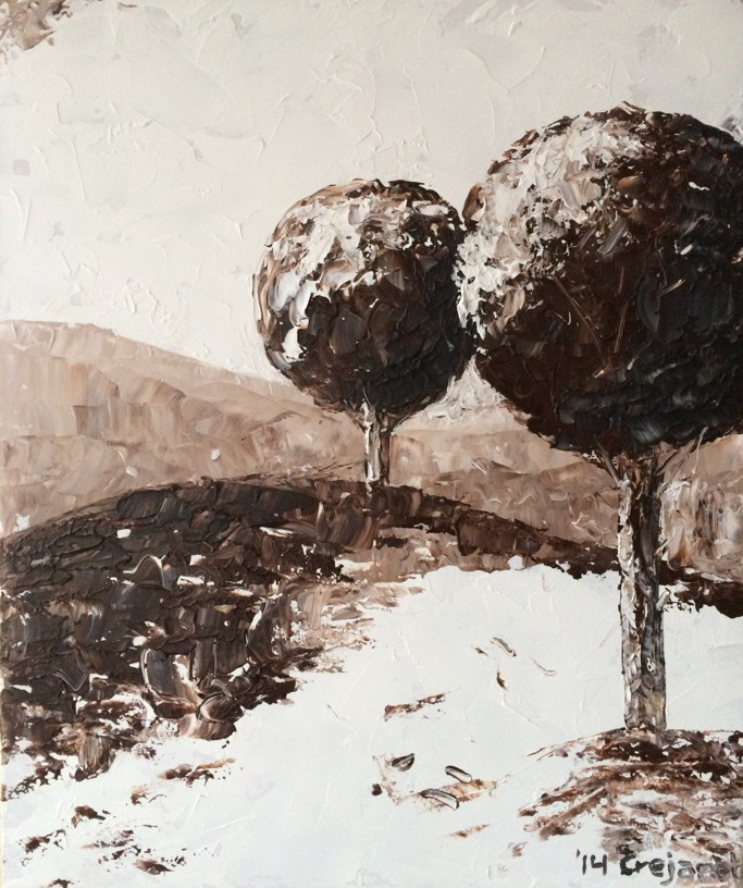 20140204 - Trees by Janet Plantinga