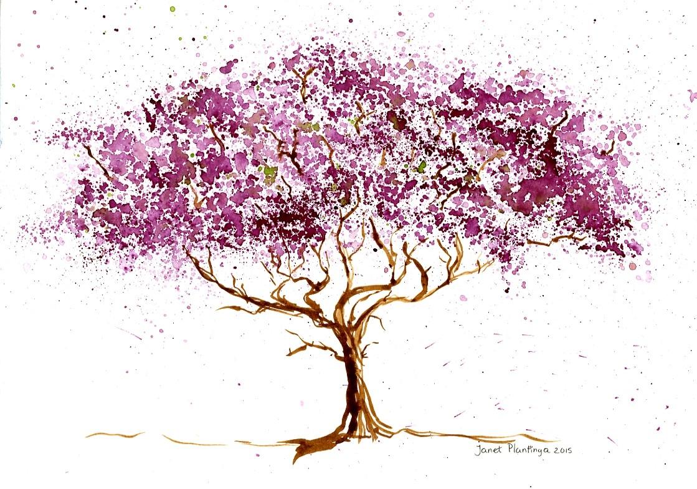 Blossom (2015) by Janet Plantinga