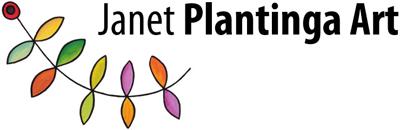 Logo Janet Plantinga Art